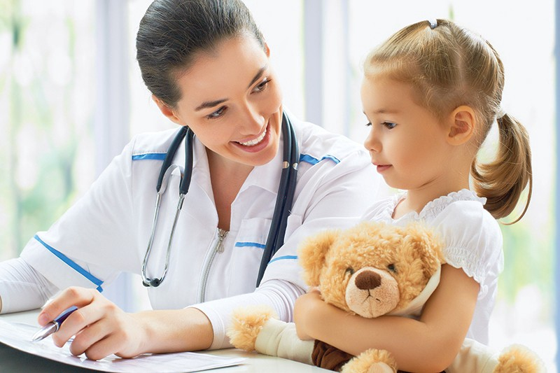 pediatric specialists