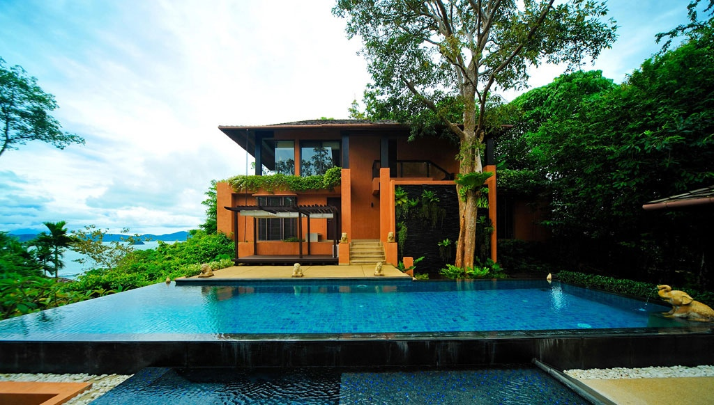Phuket villa resort