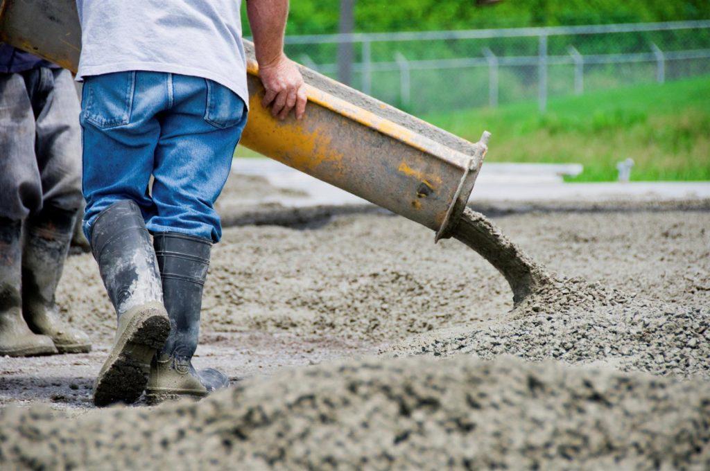 concrete professionals